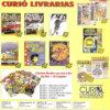 Propaganda antiga - Curió Livrarias 1997