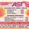 Propaganda antiga - Informática AST 1995