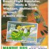 Propaganda antiga - Mandic BBS 1994