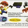 Propaganda antiga - Mario Games 2001