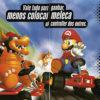 Propaganda antiga de videogame - Mario Kart 64 1997