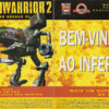 Propaganda antiga - Mechwarrior 2 1995