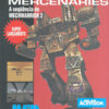 Propaganda antiga - Mechwarrior 2 Mercenaries 1996