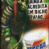 Propaganda antiga de videogame - Nescau 1997