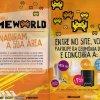 Propaganda Troféu GameWorld