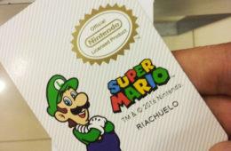 Coleção Super Mario Riachuelo