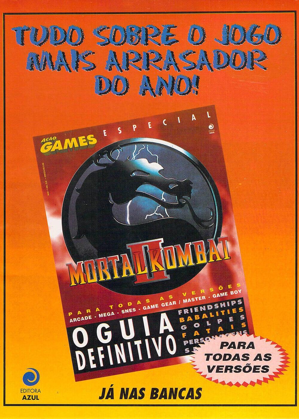 Mortal Kombar 2 o Guia Definitvo