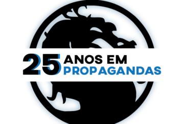 Propagandas de Mortal Kombat