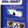 Propaganda Wal-Mart 2009