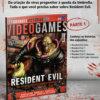 Propaganda As grandes histórias de videogames 2015