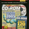 Propaganda antiga - Revista do CD-ROM 2005