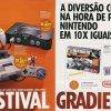 Propaganda Gradiente Nintendo 1998