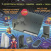 Propaganda antiga - Galaxia Games 2009