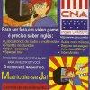 Propaganda antiga CNA 1997
