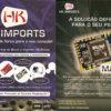 Propaganda antiga - HK Imports 2005
