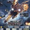 Propaganda antiga - Homem de Ferro 2008