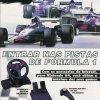 Propaganda Interact Fórmula 1 1998