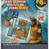 Propaganda Irmão Urso NC Games 2003