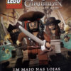 Propaganda antiga - LEGO Piratas do Caribe 2011