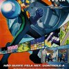 Propaganda Mega Man Battle Network 3 2003