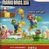 Propaganda New Super Mario Bros Wii 2009