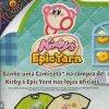 Propaganda Kirby's Epic Yarn 2010