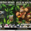 Propaganda Donkey Kong Saraiva 2010