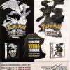 Pokémon Black e White por Rock Laser 2011