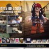 Propaganda LEGO Piratas do Caribe 2011