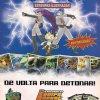 Propaganda Pokémon Estampas Ilustradas 2005