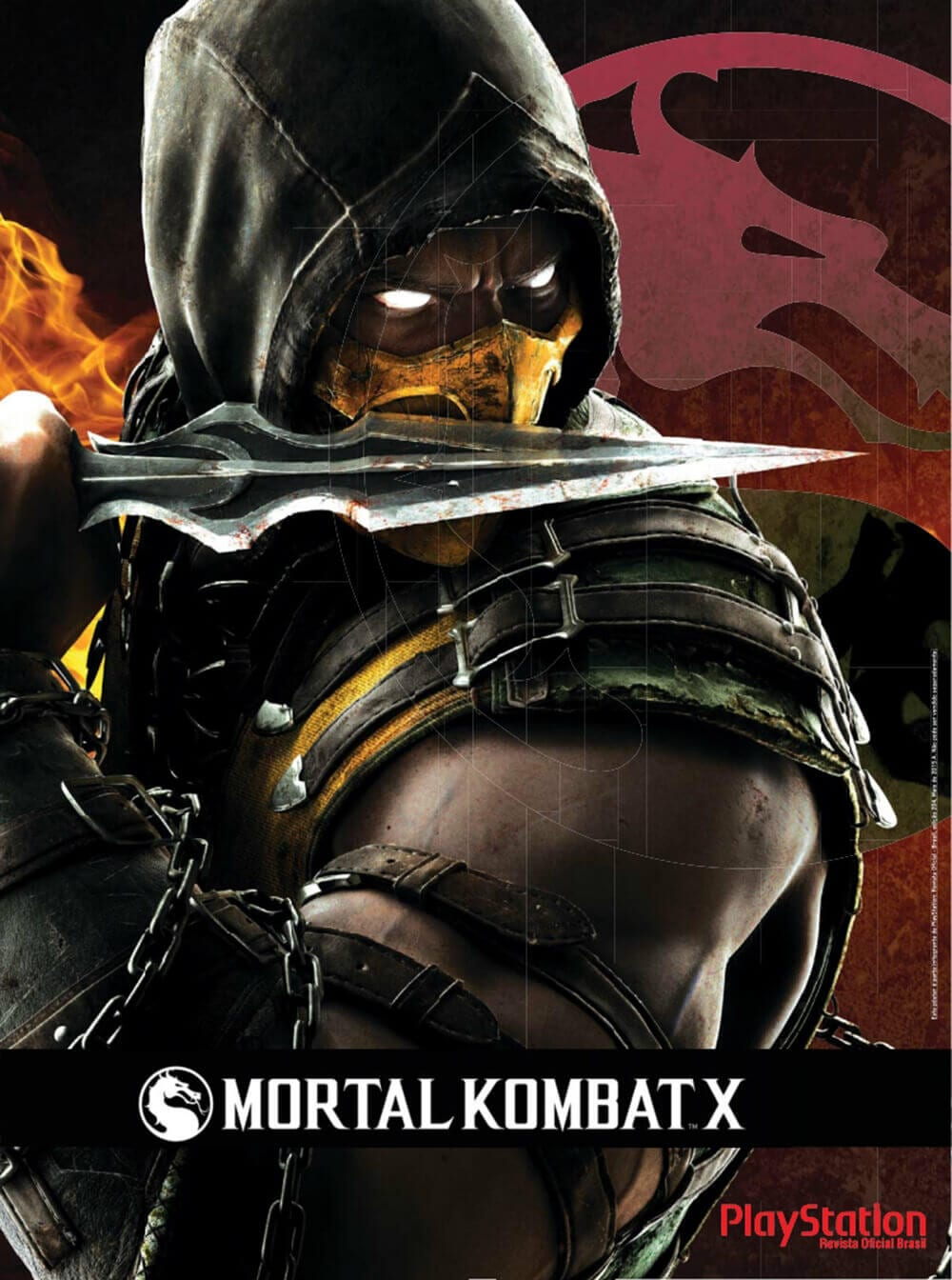 Mini-poster Mortal Kombat X