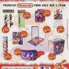 Propaganda Produtos Nintendo Mario 1998
