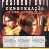 Propaganda antiga - Promoção Resident Evil 2008