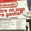 Propaganda Nintendo World slogan 2001