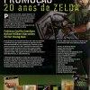 Propaganda Resultado de promoção Zelda