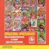 Propaganda Quadrinhos Escala 1995