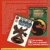 Propaganda Quadrinhos Mortal Kombat 1996