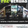 Propaganda antiga - Rock Laser 2010