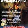 Propaganda Site Super GamePower - 2001
