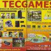 Propaganda antiga - Tec Games 2005