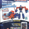 Propaganda antiga - Transformers 2008