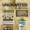 Uncharted Collection - PlayStation Revista Oficial do Brasil 2015