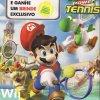 Propaganda Mario Tennis UZ Games 2009