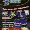 Propaganda antiga - Zero Zero Games 2005