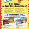 Propaganda Super Olimpiada 92 de videogame