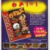 Propaganda 6x1 = 1 Mega Drive 1997