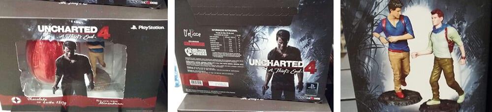 Ovo de Páscoa Uncharted