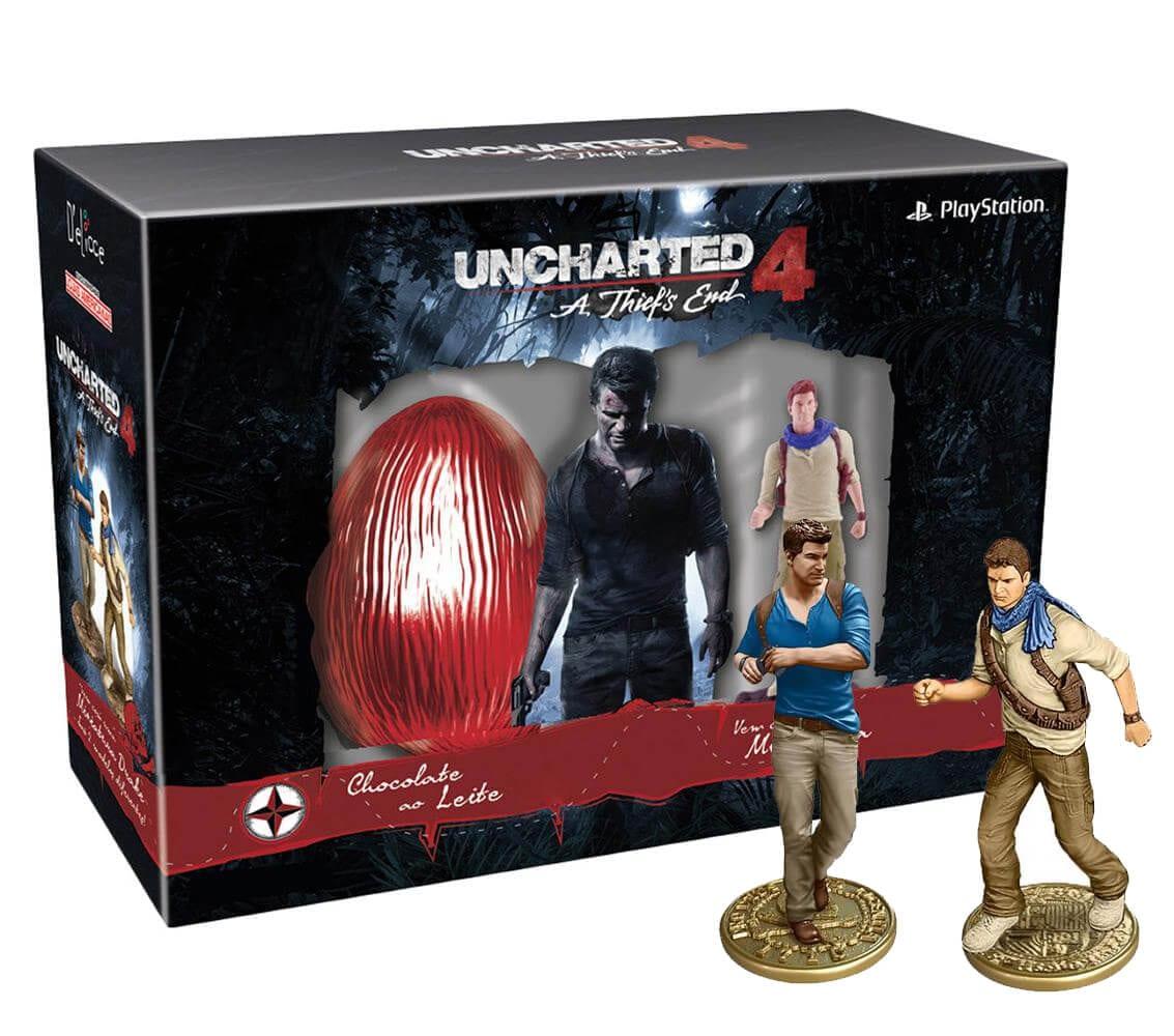 Ovo Uncharted