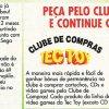 Clube de Compras Tec Toy 1996