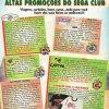 Promoções Sega Club 1996